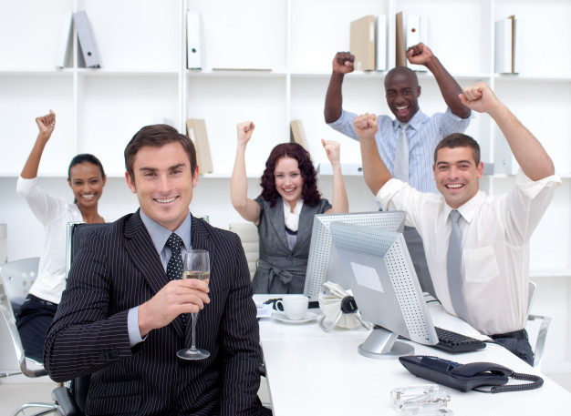 United team of like-minded people ready to offer the best services!